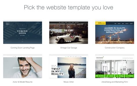Wix Templates For by Vs Wix Which Platform Is Best For Your Project