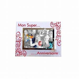 Mon Cadre Photo : cadre photo mon super anniversaire ~ Teatrodelosmanantiales.com Idées de Décoration