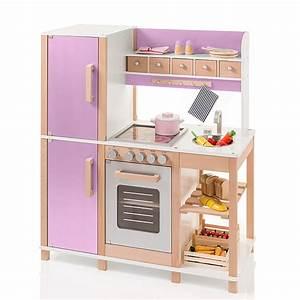Kinderküche Aus Holz : sun gro e kinderk che aus holz buche flieder bei ~ Orissabook.com Haus und Dekorationen