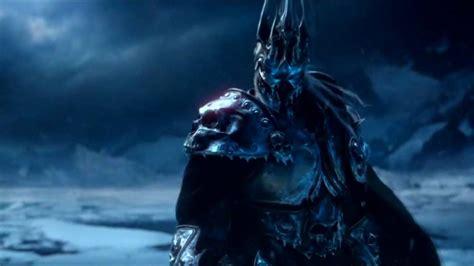 world  warcraft wrath   lich king intro hd youtube