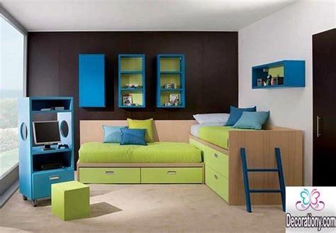 30 Cool Boys Room Paint Ideas Bedroom
