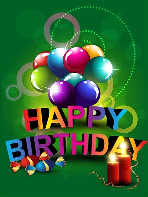 happy birthday   vectors clipart graphics