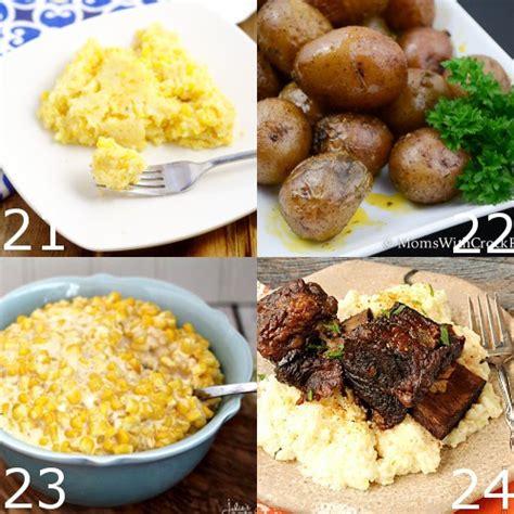 crockpot side dishes easy crock pot vegetable side dish recipes food easy recipes
