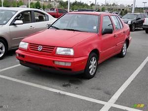 1996 Flash Red Volkswagen Jetta Gls Sedan  47584804