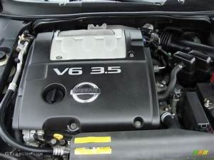 2006 Nissan Maxima 3 5 Se 3 5 Liter Dohc 24 Valve Vvt V6
