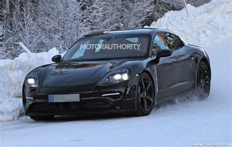 2020 Porsche Taycan by 2020 Porsche Taycan And