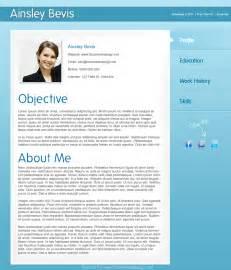 curriculum vitae photoshop templates design a professional resume cv template in photoshop designbump
