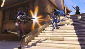 Overwatch Is Blizzard39s New Team Based Multiplayer Shooter
