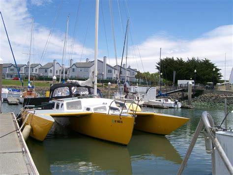 Trimaran Companies by Hedley Nicol Trimaran Plans Page 29 Boat Design Forums
