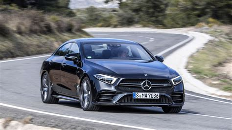 2019 Mercedesamg Cls53 First Drive Forget Me Not Roadshow