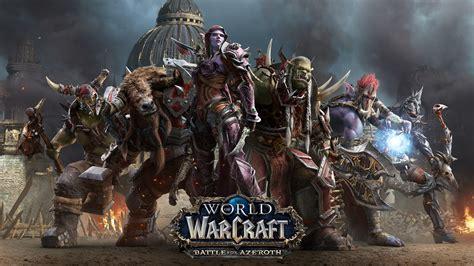 Amazing battle for azeroth backgorund by jeremy chong 4235. World of Warcraft - Battle for Azeroth (Horde) Fondo de pantalla HD   Fondo de Escritorio ...