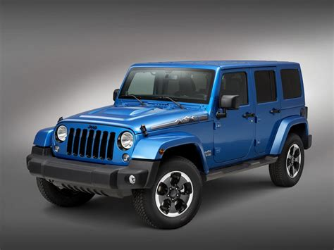 2013 Jeep Wrangler Polar Limited Edition Review