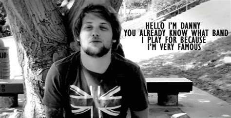 quotes by danny worsnop like it never ends
