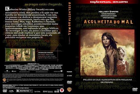 Filme A Colheita - a colheita do mal visitem www coversblog com br