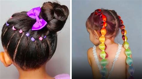 cute hairstyles for little girls back to school