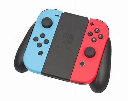 Nintendo Joy Switch Joycon Grip Cons Fl