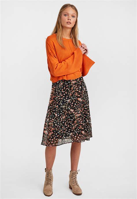 mixed patterned sleeve midi dress shopping