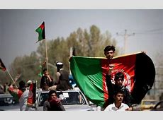 Afghanistan marks 96th Independence Day Daily Pakistan