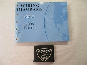2006 Ford Focus Electrical Wiring Diagrams Service Manual