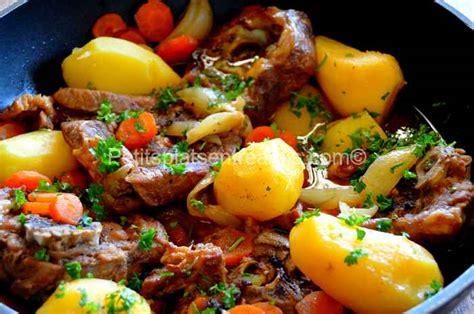 cuisiner du collier d agneau collier d 39 agneau au sirop d 39 érable petits plats entre amis