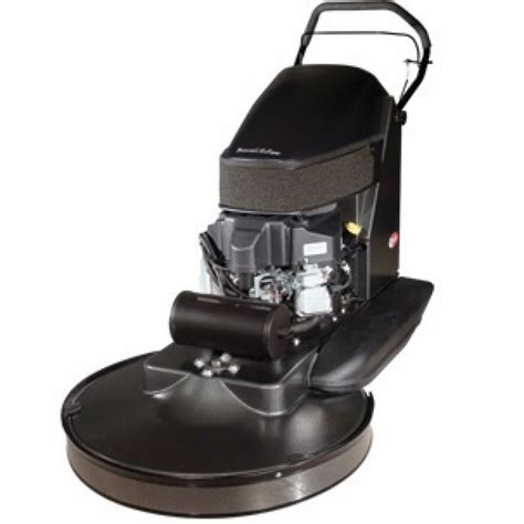 Emissions Monitoring 24 inch Burnisher   Buy Floor Buffers