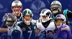 NFL - Divisional Playoff Round Preview | Betalyst.com