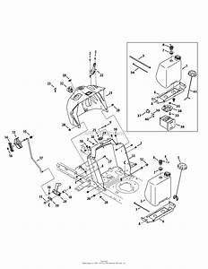 Mtd 13ac762f000  2012  Parts Diagram For Dash Style 2
