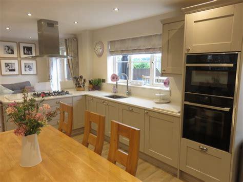 kitchen cabinets finishes shaker kitchen halesowen the gallery 2989