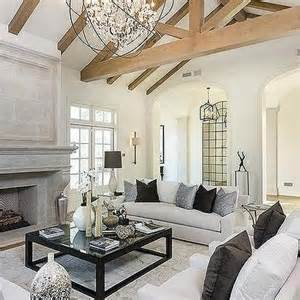 Extra Long Dining Room Table by Truss Vaulted Ceiling Design Ideas