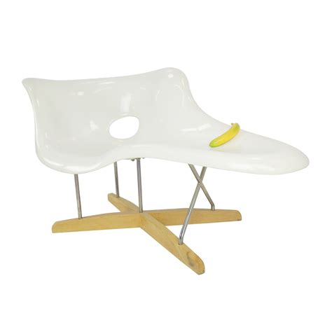63 eames replica of la chaise la chaise replica