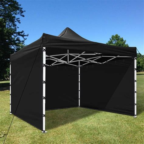 pc  ft ez pop  canopy tent side wall party tent