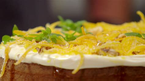 To store leftover victoria sponge, cover and refrigerate it for up to 3 or 4 days. James Martin orange and rapeseed oil cake recipe on James Martin: Home Comforts - The Talent Zone