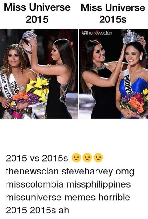 Miss Universe Memes - funny miss universe memes of 2017 on sizzle meme make