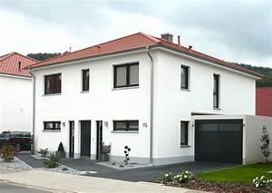 Stadtvilla Mit Garage : stadtvilla mit garage ~ Lizthompson.info Haus und Dekorationen