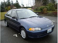 Honda Civic LX '95 For Less Than $3000 in WA State