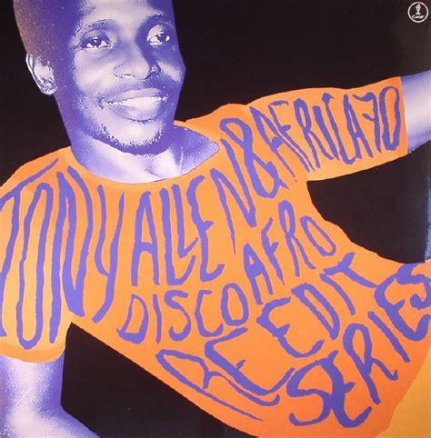 Tony Allenafrica 70 Hustler Disco Afro Reedit Series Vol