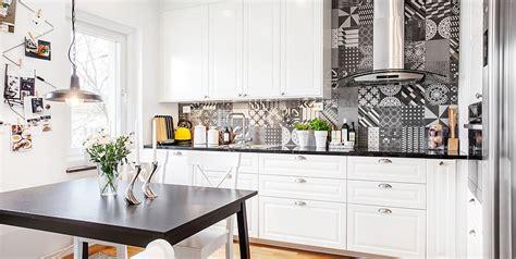 carreaux de ciment pour cuisine carreaux de ciment credence cuisine maison design