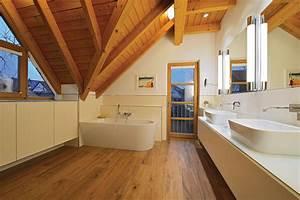 Holz Im Badezimmer : badezimmer sanieren und renovieren schreinerei kleinert ~ Lizthompson.info Haus und Dekorationen