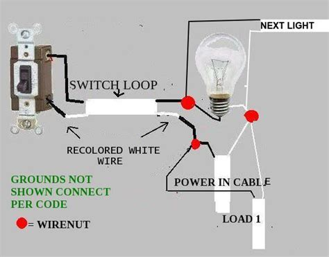 adding wall switch and another ceiling light switch loop