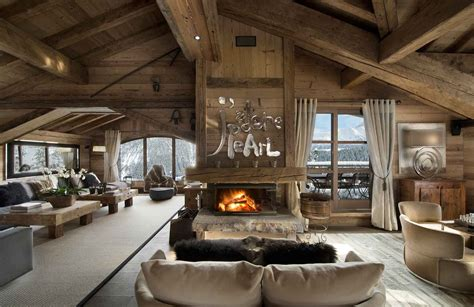 chambre chalet luxe the chalet chalet pearl courchevel
