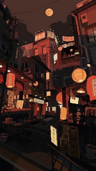 Pixel Japan Reblog