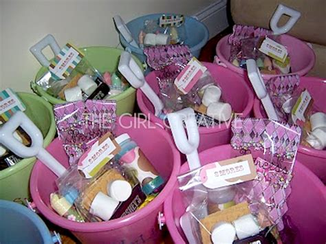 christmas goody bags pail goody bags for summer birthday party the