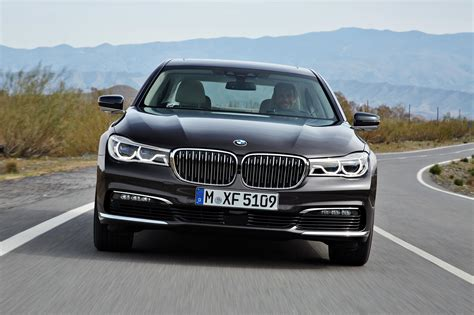 All-new 2016 Bmw 7 Series Announced