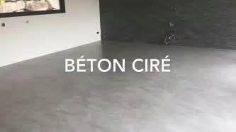 peinture carrelage sol effet beton cire photos de conception de maison agaroth