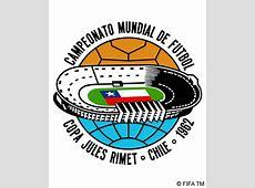 Chile 1962 SYMBOLS FIFA WORLD CUP
