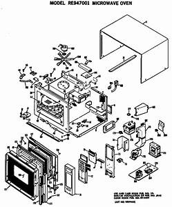 Hotpoint Microwave Oven Parts