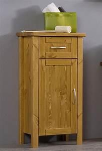 Badschrank Holz Massiv : badezimmer kommode bad m bel telefon schrank flur regal ~ A.2002-acura-tl-radio.info Haus und Dekorationen