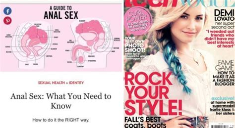 Teen Vogue Publishes Article To Teach Teen Girls How To