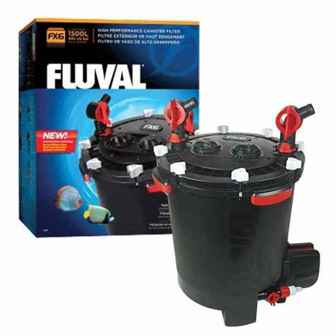 fluval fx canister filter review
