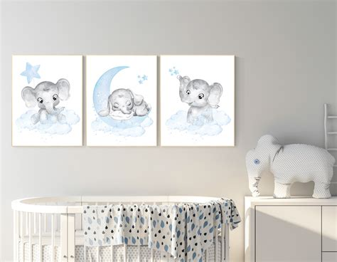Free this post has woodland nursery decor ideas for the walls, bedding and accessories. Nursery decor elephant, Nursery decor boy, nursery wall art elephant, baby room decor boy ...